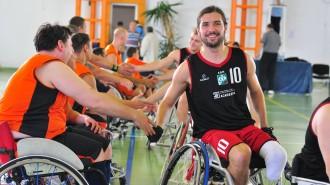 ASP Oradea dizabilitati baschet