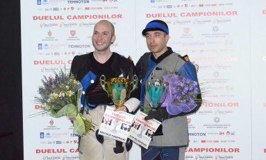 Alin Moldoveanu a pierdut supremaţia în faţa lui Niccolo Campriani