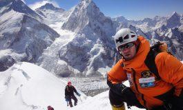 Horia Colibăşanu, la 300 de metri de Everest