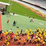Crosul Generaţiilor va avea loc sâmbătă, în zona Stadionului Naţional 'Lia Manoliu'