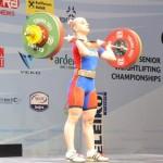 Medalii româneşti la Tirana şi Taşkent la Europenele şi Mondialele de haltere
