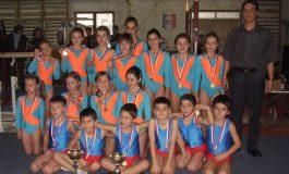 Performanţe în rândul copiilor şi veteranilor la CSM Sfântu Gheorghe