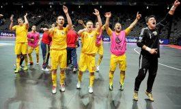 România, aproape calificată în sferturi la Campionatul European de futsal