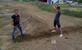 Şagul este pregătit pentru provocarea nisipului la Motocross CUP