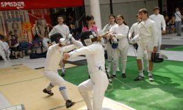 Campionatele Naţionale pentru Copii, rampă de lansare pentru micii scrimeri