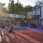 Un oaspete de seamă vine la turneul Sport Arena Streetball de la Bucureşti