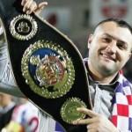 Cristian Ciocan a câștigat lupta cu americanul Johnson