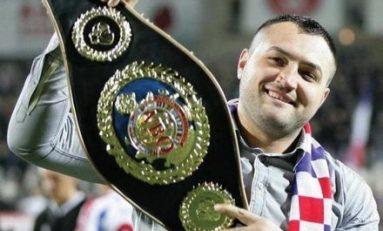 Cristian Ciocan îşi apără centura WBO pe 11 aprilie