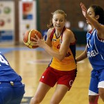 Claudia Pop va juca în prima ligă spaniolă de baschet