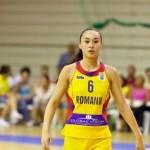 România, a cincea înfrângere consecutivă la Europeanul de baschet feminin U20