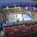 Începe cea de-a treia etapă de la Wizz Air Sport Arena Streetball