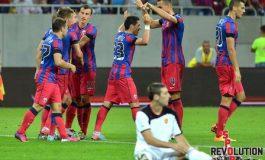 Victorie fără emoții pentru Steaua
