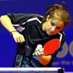 Aur pentru sportivele românce la Campionatele Europene de tenis de masă pentru tineret