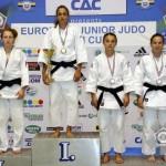 Trei medalii pentru judoka români la Cupa Europeană pentru juniori