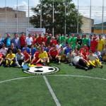 Liderii Iaşului îşi dau întâlnire pe terenul de fotbal