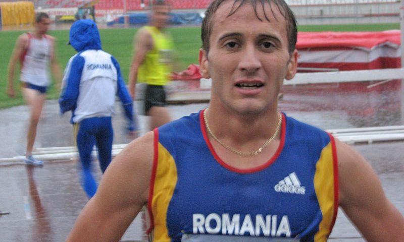 Nicolae Soare, vicecampion european de tineret la atletism, în Finlanda