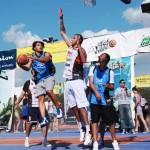 Calendar bogat la Sport Arena Streetball