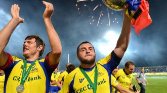 1.RUGBY:ROMANIA-EMERGING ITALIA 26-13,IRB NATIONS CUP (16.06.2013)