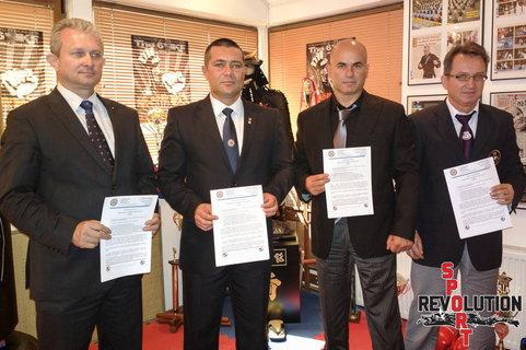 EXCLUSIV! Federațiile și organizațiile de Karate, la un pas de unificare
