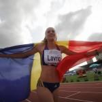 Jocurile Francofoniei: Aur pentru Mirela Lavric
