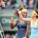Sorana, învinsă de Serena