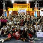 Românii, din nou printre cei mai buni din lume la baschet 3 la 3