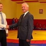 Viorel Gâscă, preşedinte FR de Sambo, vine la emisiunea Sport Revolution de la Sport Total FM