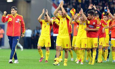 România-Ungaria 3-0. Tricolorii îşi fac calcule pentru a prinde barajul. Atmosfera a fost ireală la meciul cu maghiarii