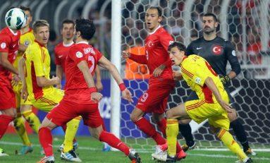 România, învinsă de Turcia la Bucureşti