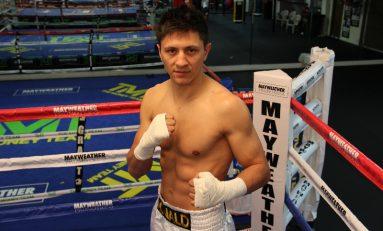 Ronald Gavril a câștigat prin KO tehnic al optulea meci din opt disputate