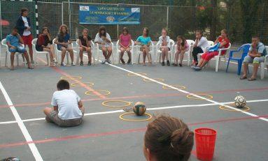 Minibaschet şi handbal la Cupa Cartierelor
