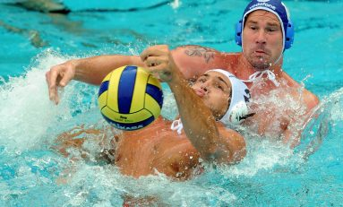 România a pierdut la limită meciul cu Grecia la CE de polo