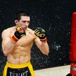 Cristi Spetcu şi-a asigurat bronzul la CM de kickboxing WAKO