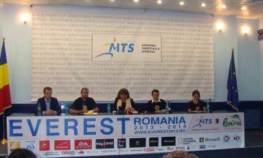 Cea mai tânără echipă românească de alpinişti va escalada Everestul