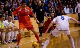 Schimbare de lider în Liga I de futsal