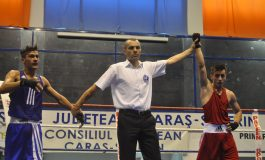 Reșița, din nou gazda Campionatului Național de Box