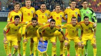 FOTBAL:ROMANIA-ESTONIA 1-0,PRELIMINARIILE CM 2014 (15.10.2013)