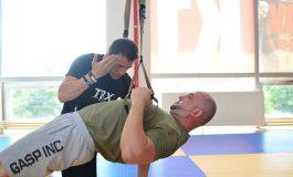 TRX România vs. Ciprian Sora sau duelul unui sportiv cu propria lui greutate