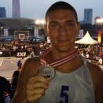 Un baschetbalist român a obținut bronzul mondial la aruncări libere