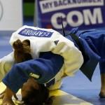 Corina Căprioriu a obținut aurul la European Open de la Roma