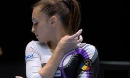 Larisa Iordache, bronz la sol la Mondialele de gimnastică