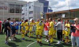 România s-a calificat în finala Europeanului de minifotbal