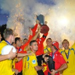 Performanţă mare pentru minifotbalul românesc: România s-a calificat la Campionatul European