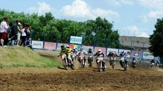 start motocross la ciolpani