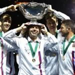 Cehia , din nou câştigătoare a Cupei Davis