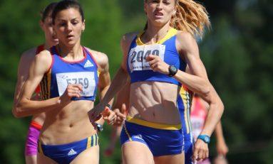 Mirela Lavric, perla atletismului de la CSM Oneşti