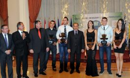 Florentina Marincu, premiată la Gala Atletismului Balcanic