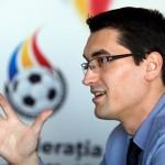 E oficial: Răzvan Burleanu va candida pentru șefia FRF