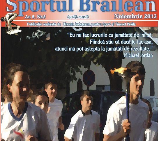 Sportul brăilean încearcă să devină vizibil în România