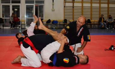 Stagiu de pregătire SUBMISSION GRAPPLING